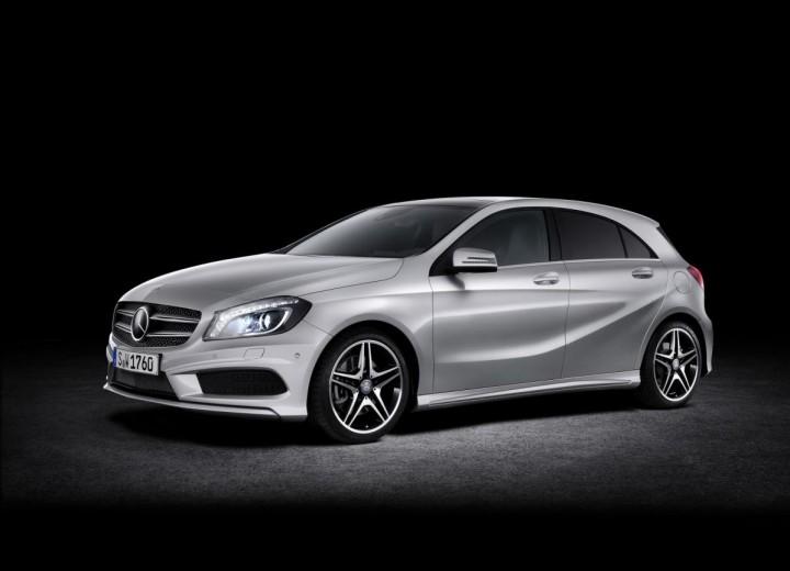 Mercedes Benz A Class W176 Amg A 45 360 Hp 4matic Speedshift Dct